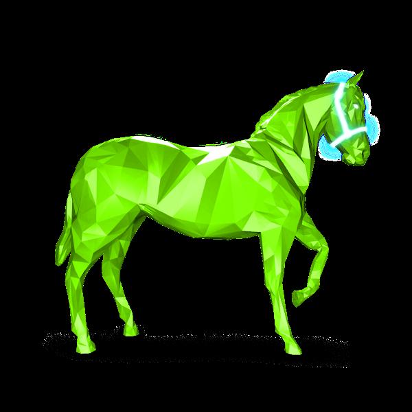 Top 5 Zed Run Horse - Breathless Edge